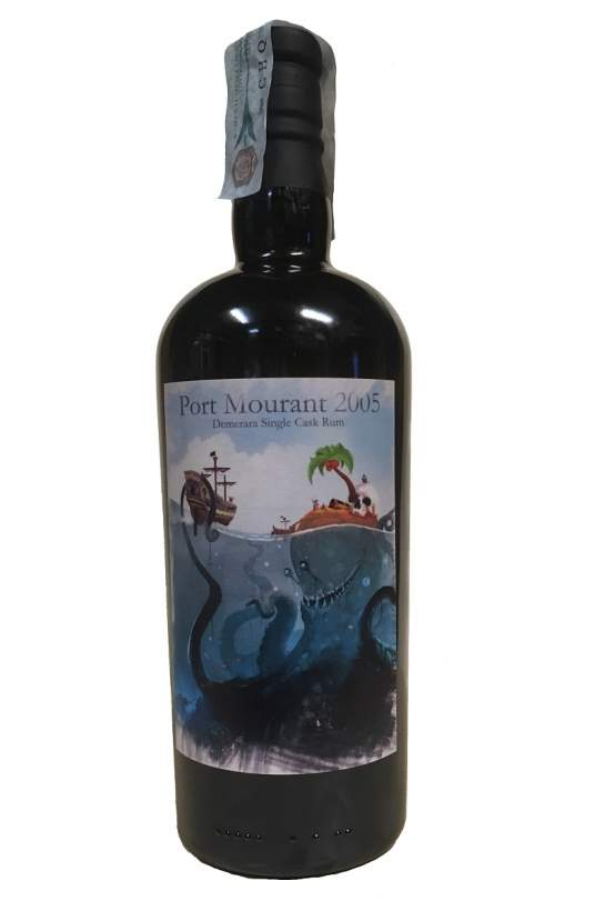 whiskyshop port morant 2005
